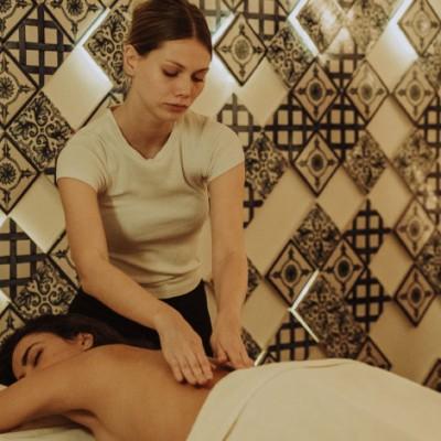 Helkroppsmassage malmö