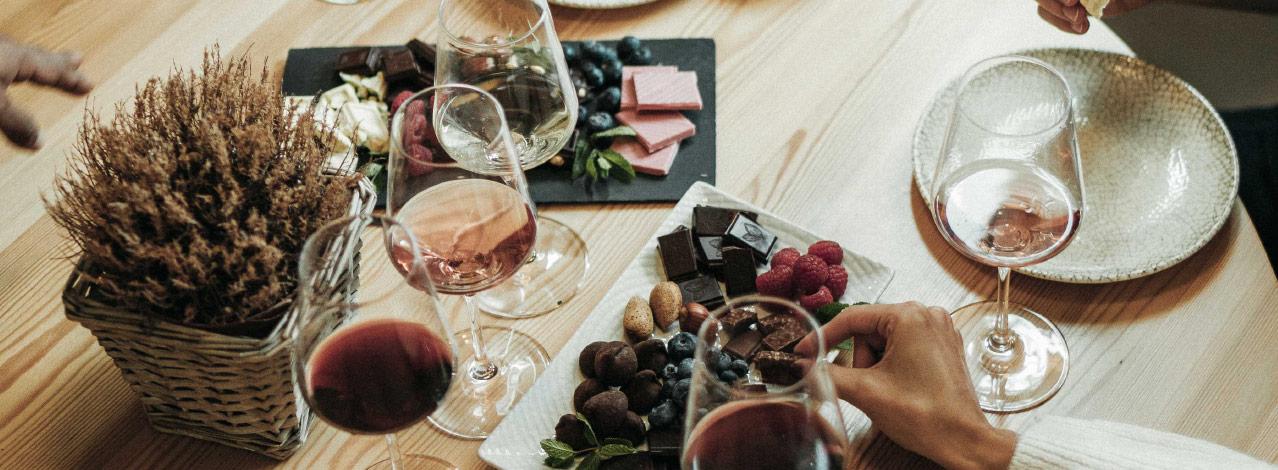vin och chokladprovning göteborg